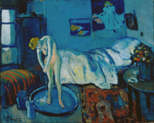 Picasso_the_blue_room